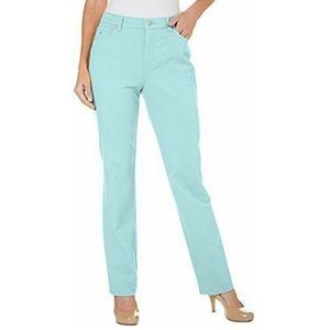 NWT Tapered Relaxed Fit Straight Leg Jeans